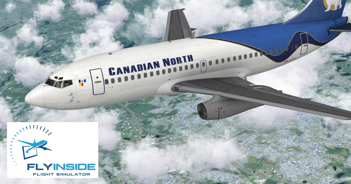 FlyInside Flight Simulator