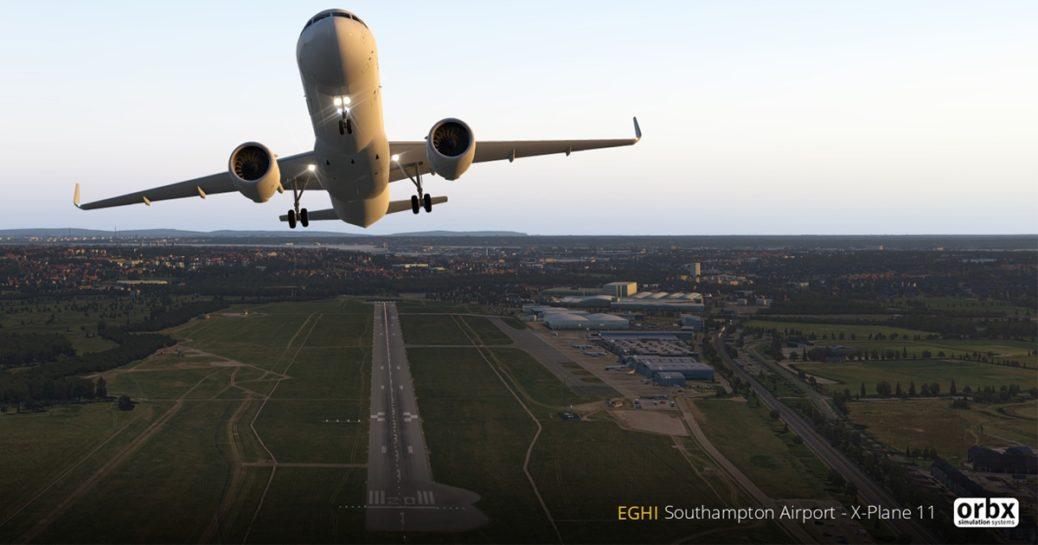 Orbx Southampton for X-Plane 11