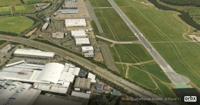 Orbx Southampton Airport for X-Plane 11
