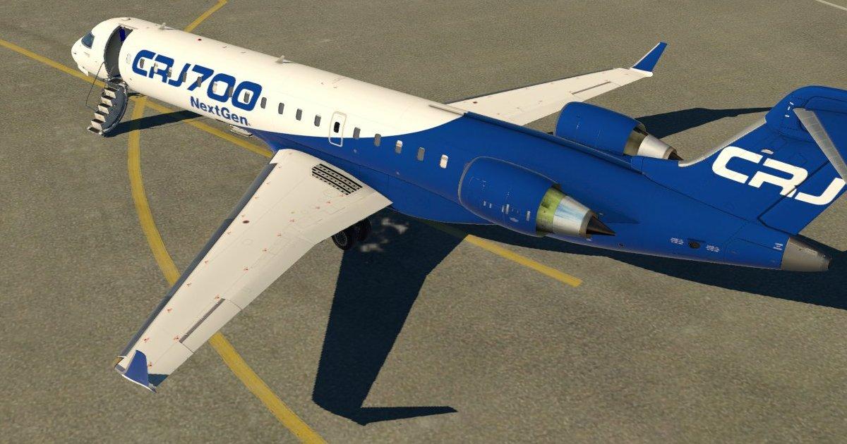 SSG CRJ-Series