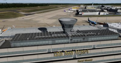 Aerosoft Cologne released for Prepar3D v4