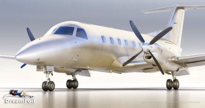 Dreamfoil Embraer 120 announced for X-Plane 11