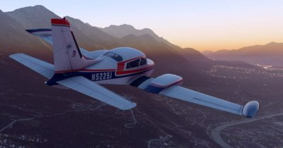 Milviz Cessna 310 for X-Plane 11