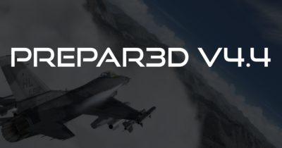 Lockheed Martin Prepar3D v4.4