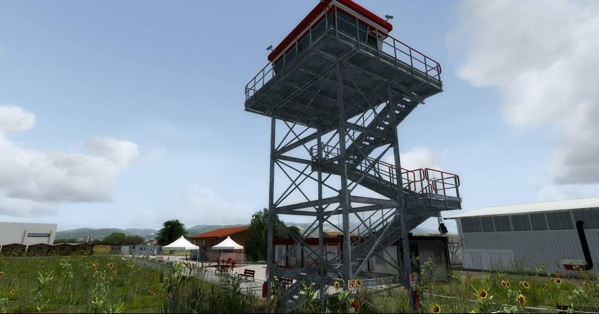 Skyline Simulations Alvaro Leonardi (LIAA) for Prepar3D