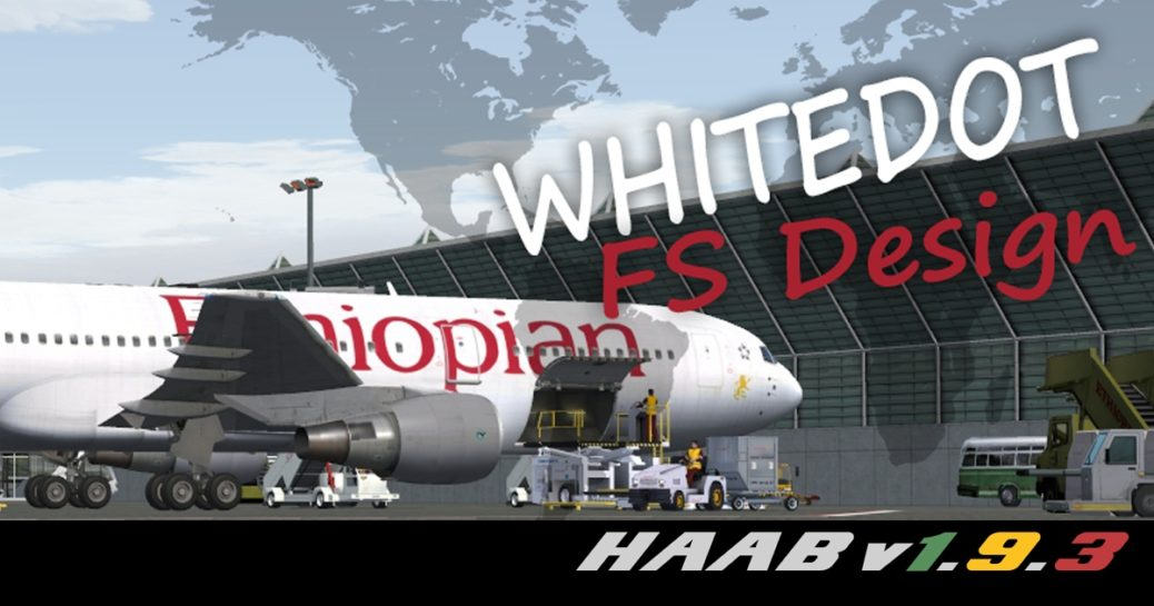 White Dot Simulation Design HAAB Addis Abeba