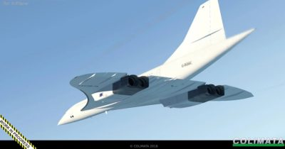 The Colimata Concorde for X-Plane 11