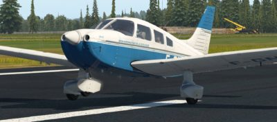 Just Flight PA-28 Archer III for X-Plane 11