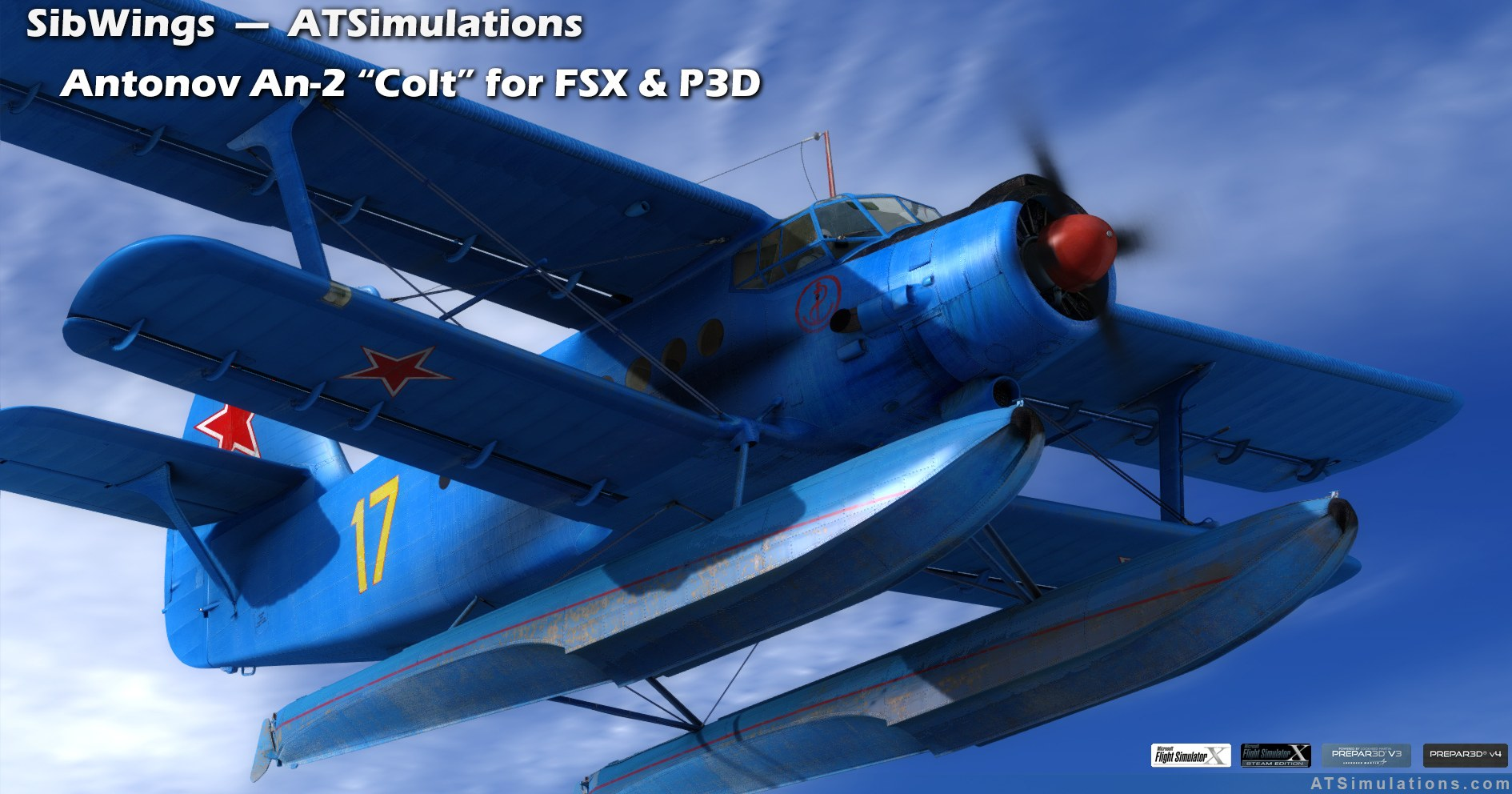 The upcoming update for the SibWings An-2 by ATSimulations