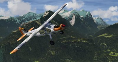 The Dornier Do 27 Freeware for Aerofly FS 2