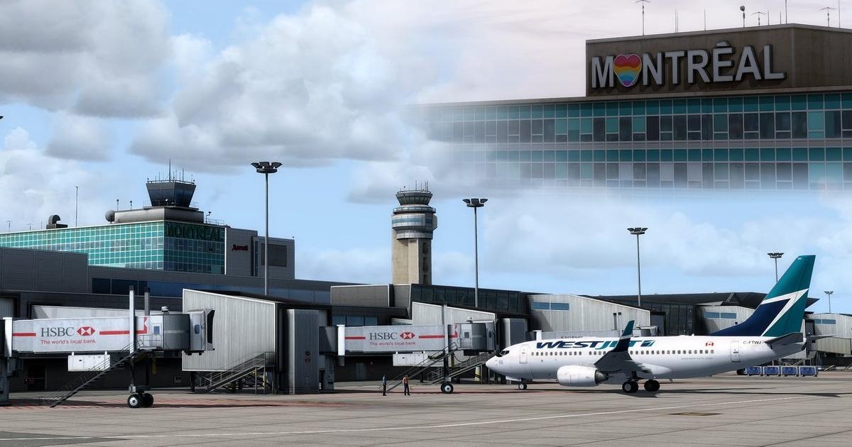 FlyTampa Montreal v2 for Prepar3D v4