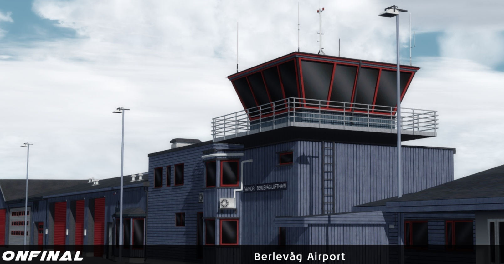 Berlevåg Freeware by Onfinal Studio