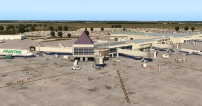 VerticalSimulations Eastern Iowa Airport for X-Plane 11