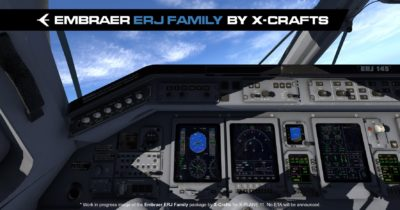 X-Crafts ERJ Family