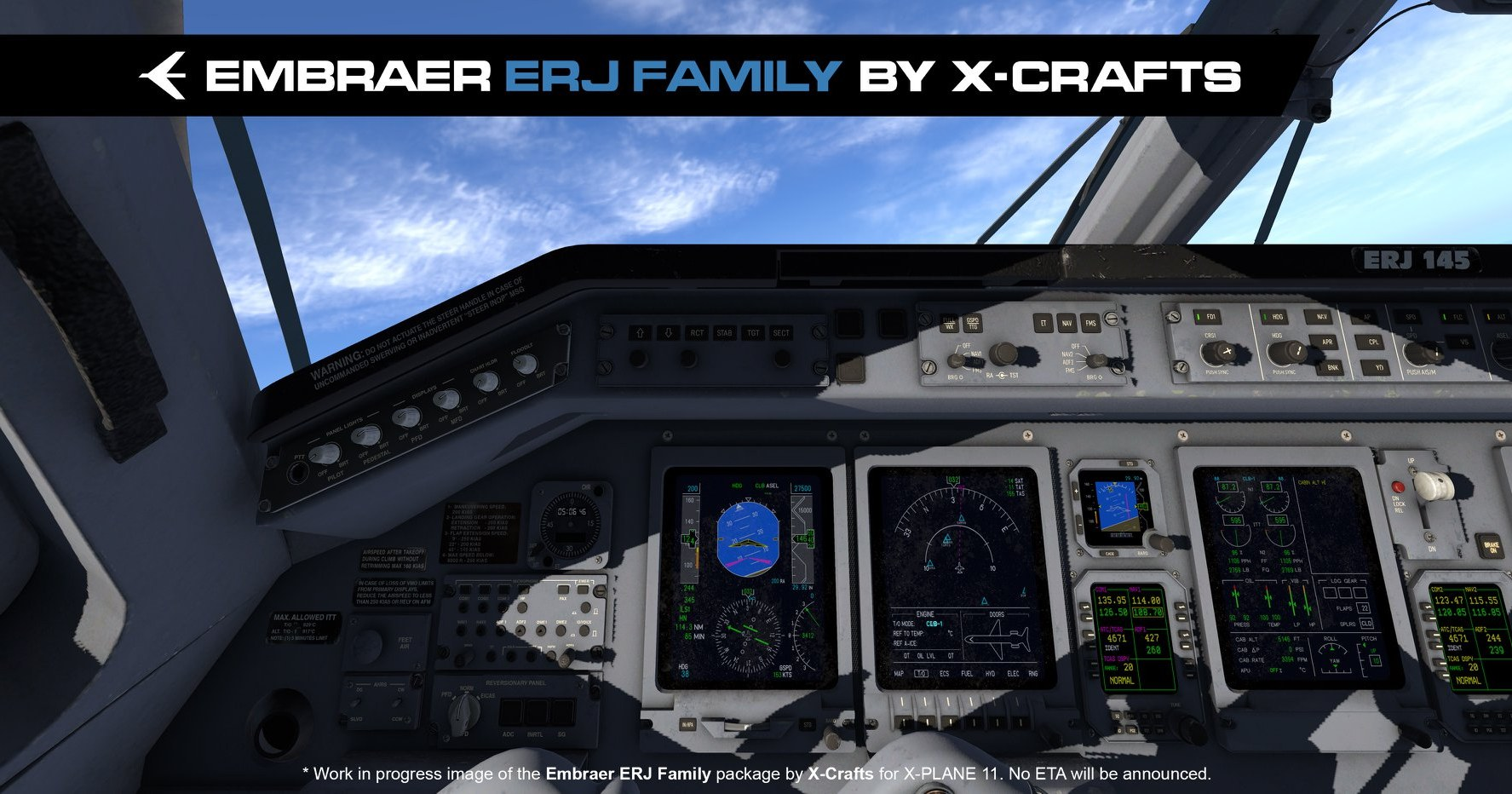 X-Crafts ERJ Family