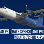 Only losers remain: The Milviz ATR 72 for X-Plane 11