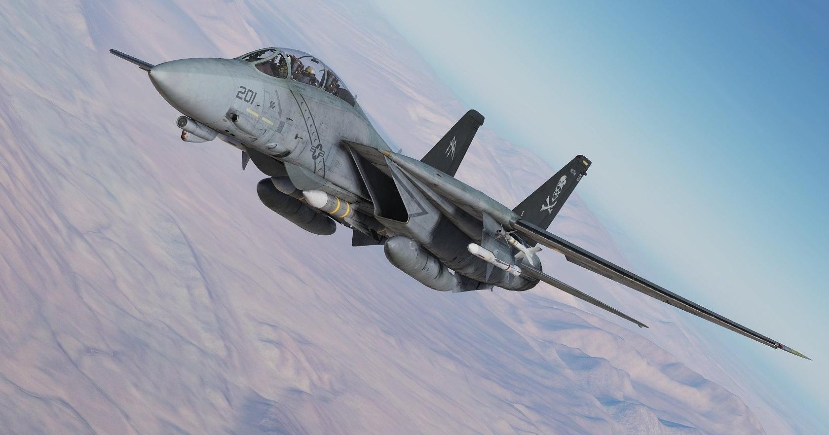Heatblur Simulations: F-14 Tomcat for DCS World