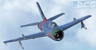 The Razbam MiG-19P for DCS World