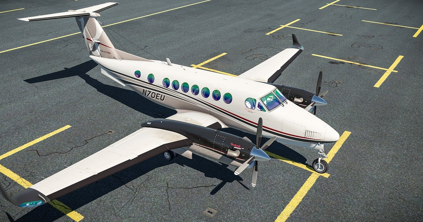 Airfoillabs King Air 350 released for X-Plane 11