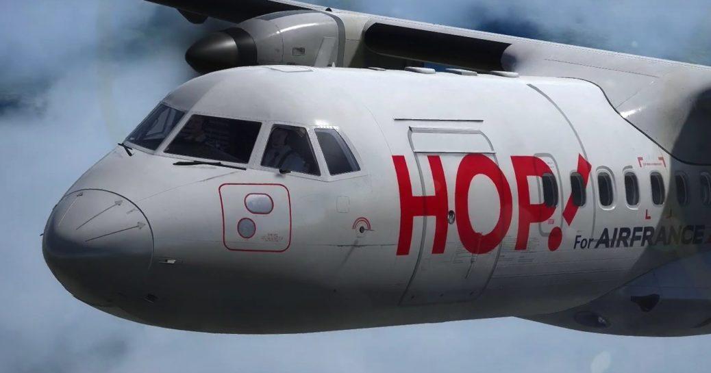 Carenado ATR 42 for Prepar3D and FSX