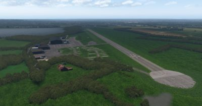 NK Design Elstree Aerodrome Freeware for X-Plane 11