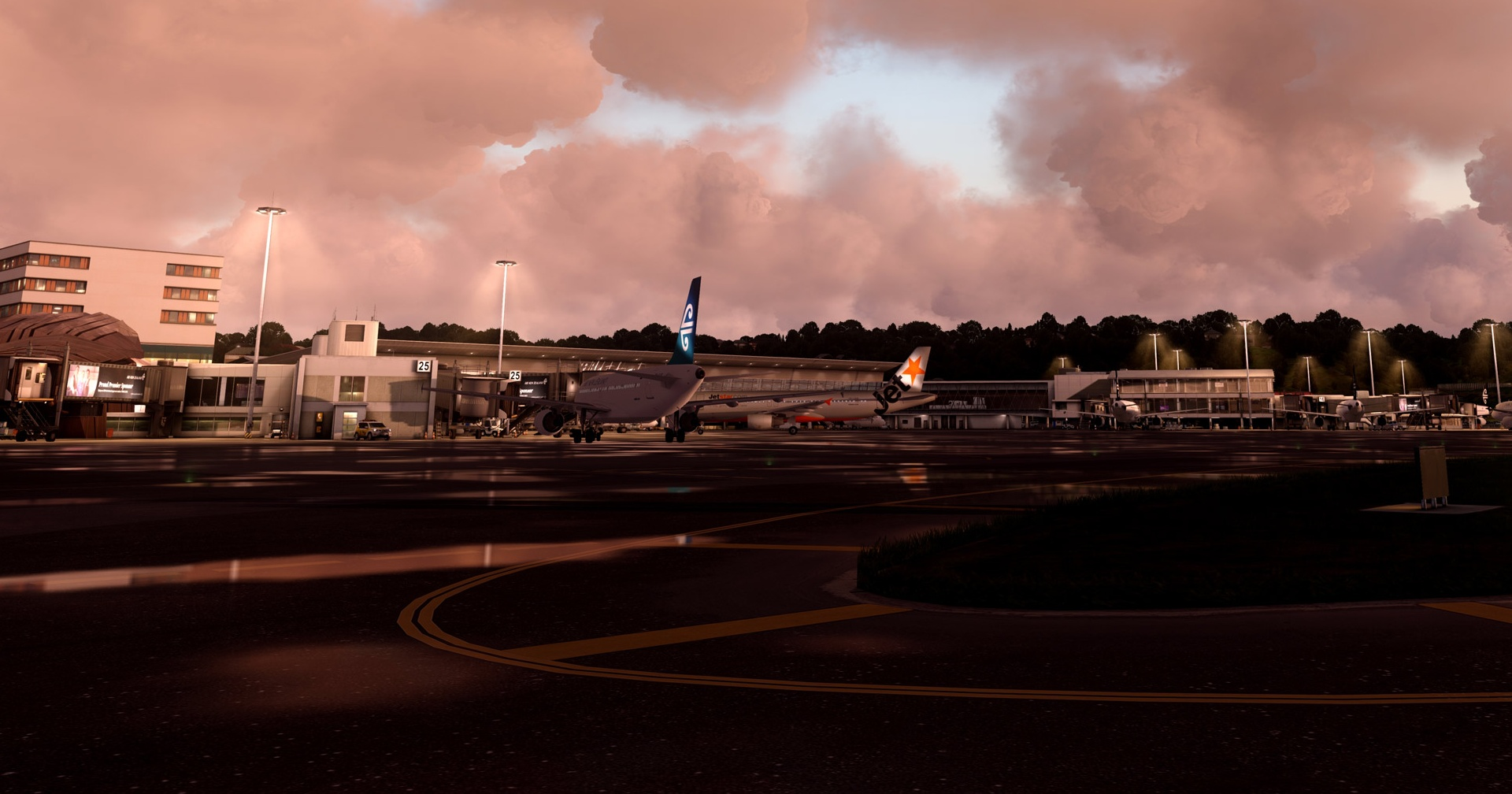 Flightbeam Wellington for Prepar3D