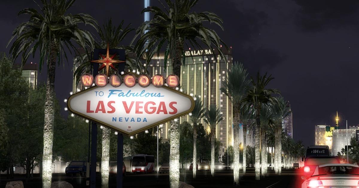 FlyTampa Las Vegas for Prepar3D