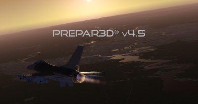 Prepar3D v4.5 released