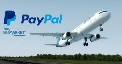PayPal Stop at simMarket