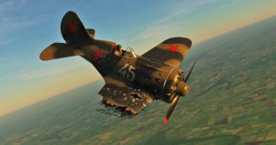 Polikarpov I-16 for DCS World available