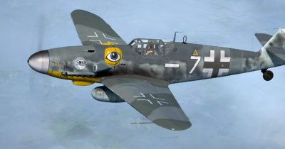 Flight Replicas Bf 109 released