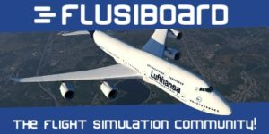 Flusiboard - The Flight Simulation Community