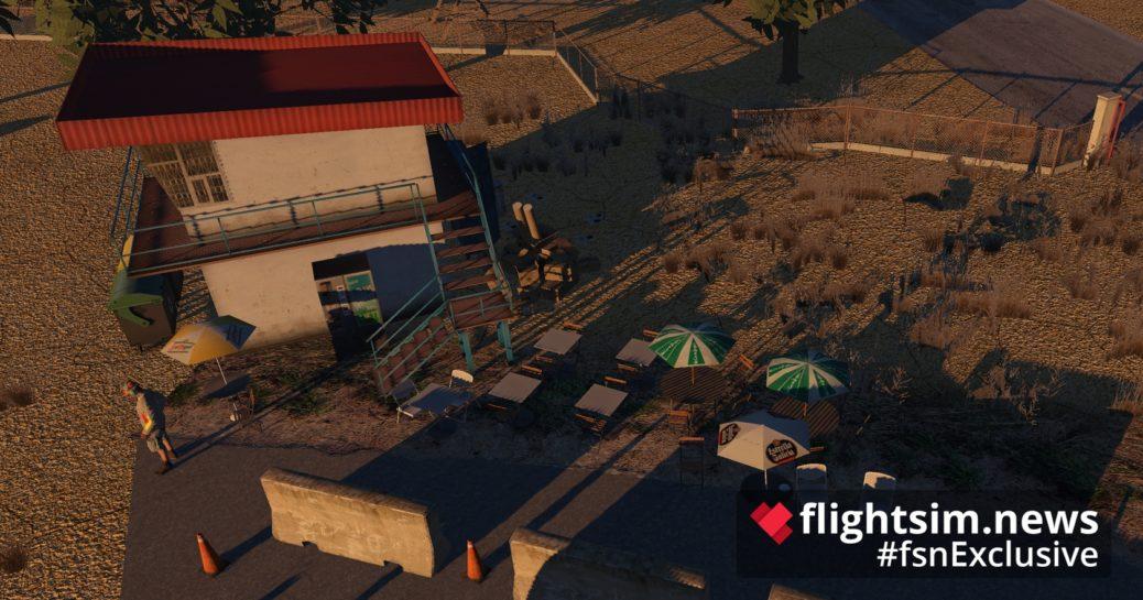 monoblau El Tietar and Algodor for X-Plane 11