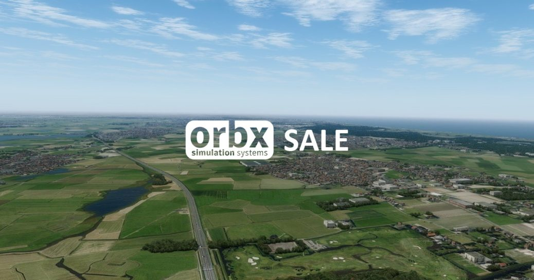With May Madness, the next Orbx Sale is here
