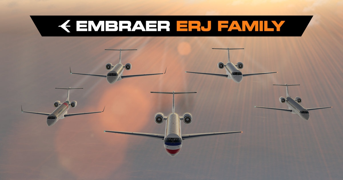 X-Crafts ERJ Family release