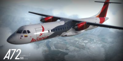 Carenado ATR 72 announced