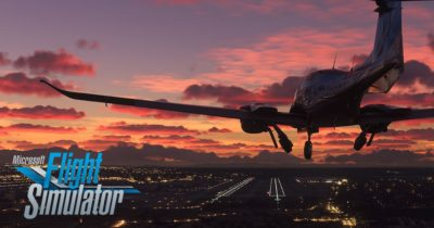 Microsoft Flight Simulator announced