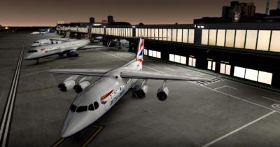 Orbx London City Airport for X-Plane 11